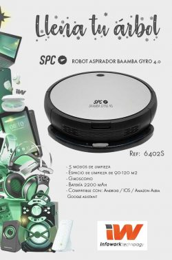 mejor precio robot aspirador