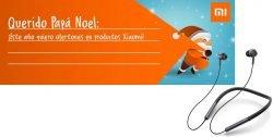 oferta navidad auriculares xiaomi