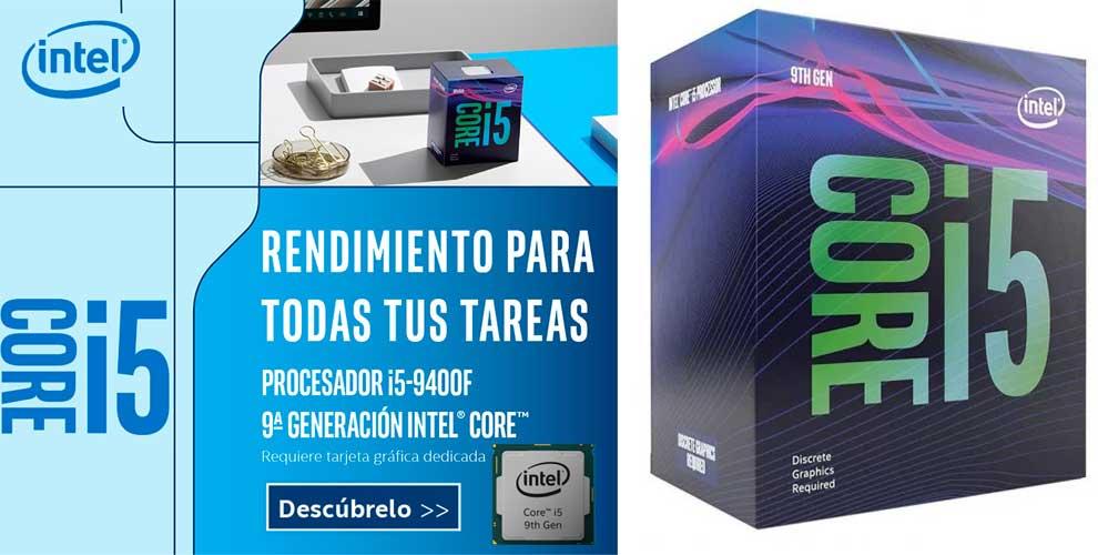 mejor precio compra procesador intel