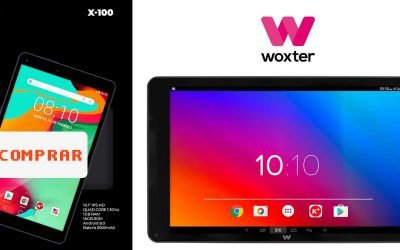 3 eran 3 Tablet Woxter X100 a precio increible