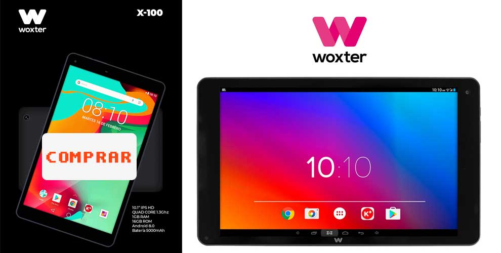 mayorista tablet woxter