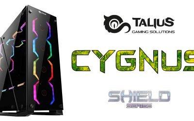 ¡Gana una caja gaming Cygnus con Talius y Buck Fdez!
