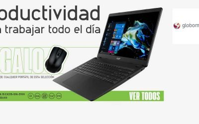Con Acer, productividad para trabajar todo el día