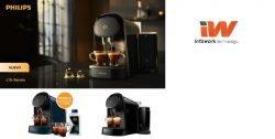cafetera capsulas oferta