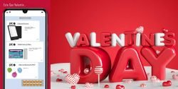 tecno regalos San Valentín