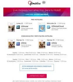 webinar gratuitos para hoteles