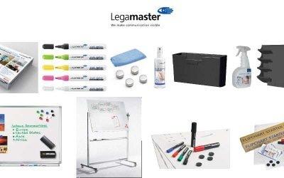 Liquidación de productos Legamaster