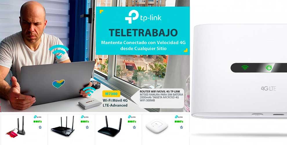 comprar router 4G