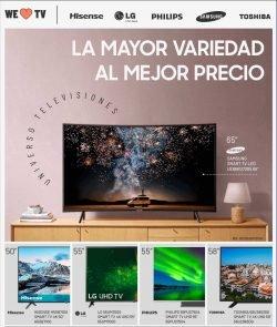 mejor precio tv gran formato