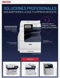 comprar Xerox al mejor precio