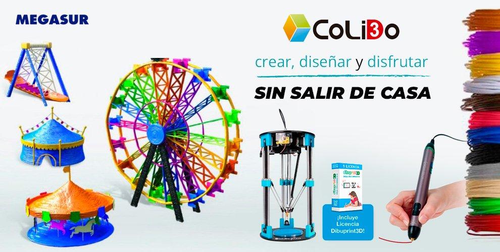 oferta en impresión 3D