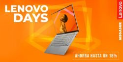 descuento en los Lenovo days