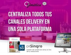 software canales delivery