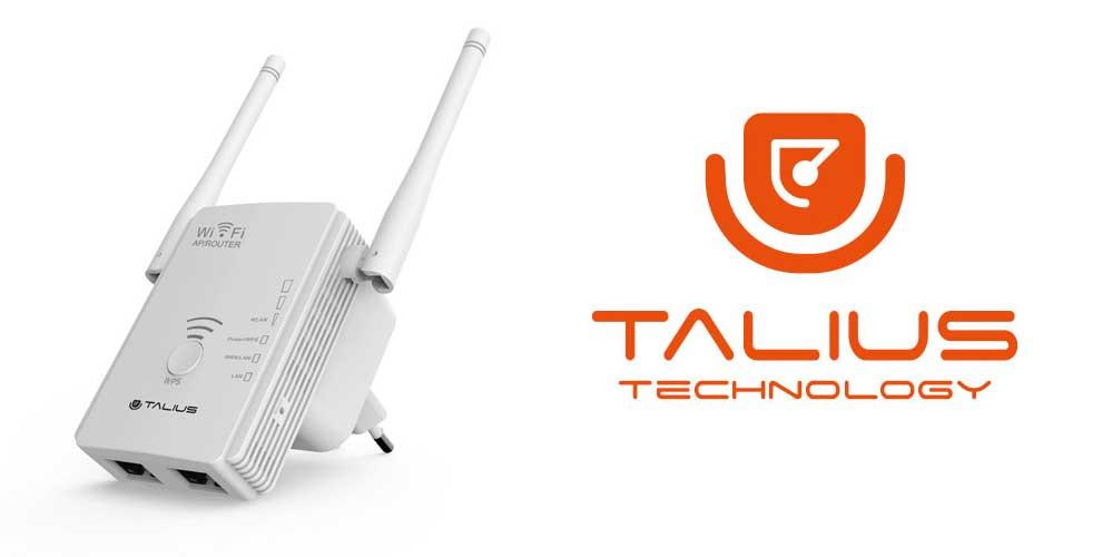 oferta teletrabajo router Talius