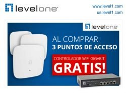 oferta punto de acceso wifi level one