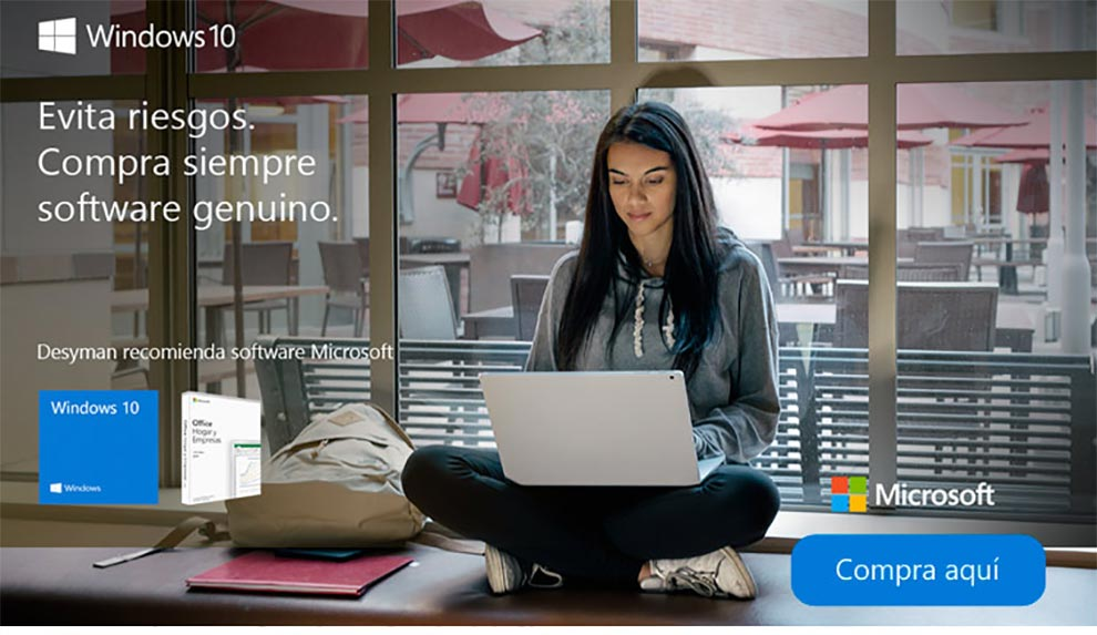 comprar software genuino microsoft