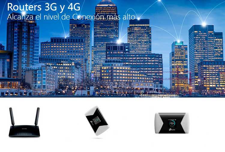 mejor router tp-link 3g y 4g