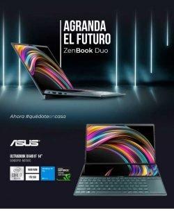 mejor precio laptop asus