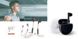 libertad de sonido con Huawei