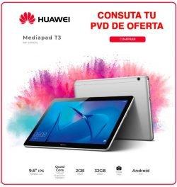 oferta tablet mediapad