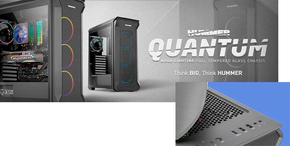 gaming Hummer Quantum