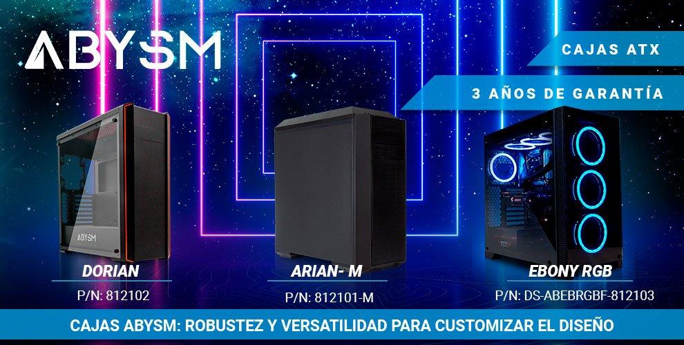 cajas ABYSM gaming