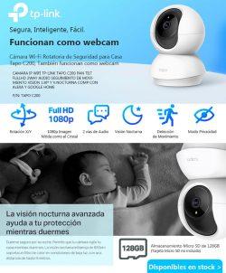 oferta camara seguridad wifi