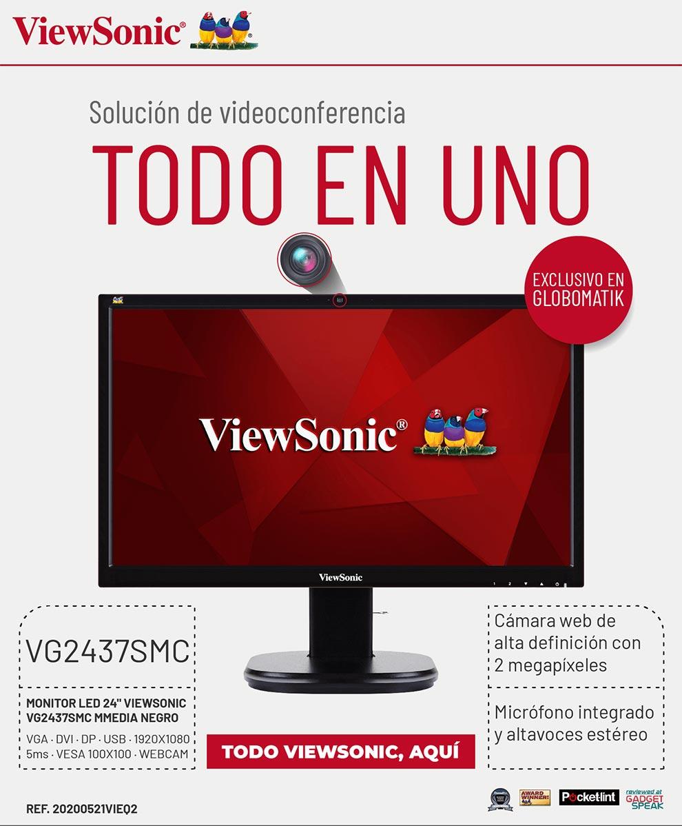 mejor precio monitor para videoconferencia