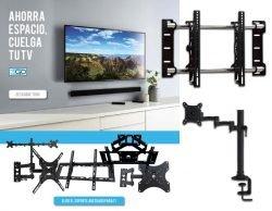 mejor precio soporte tv y soporte monitor