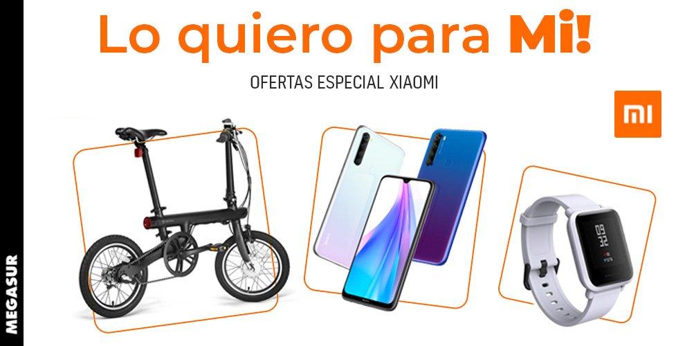 ofertas y descuentos en Xiaomi
