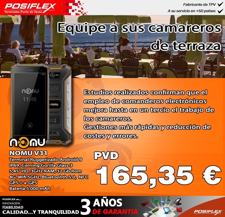 comanda electronica nomu v31
