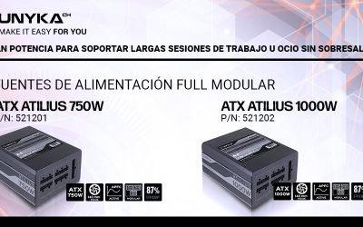 Atilius Full Modular: gran potencia para soportar largas sesiones de trabajo