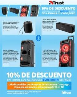 La semana del altavoz Bluetooth