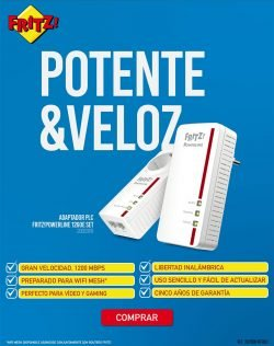 Fritz powerline en oferta