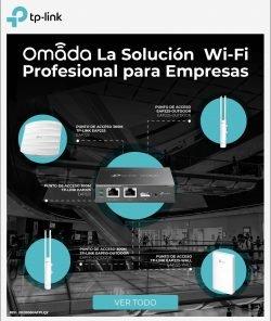 Omada la solucion wifi profesional