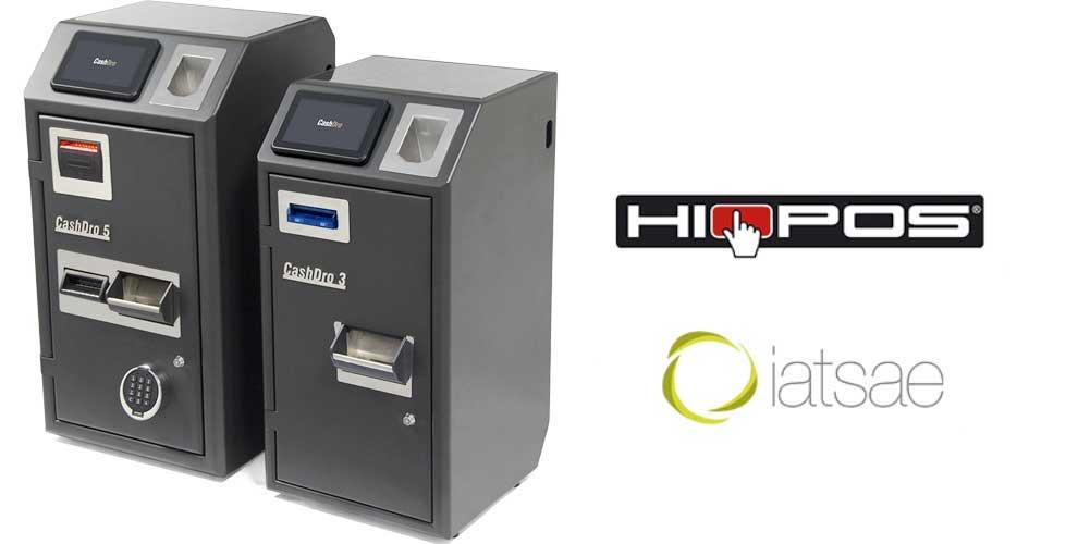 CashDro la máquina de gestión de efectivo