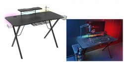 gaming desk oferta