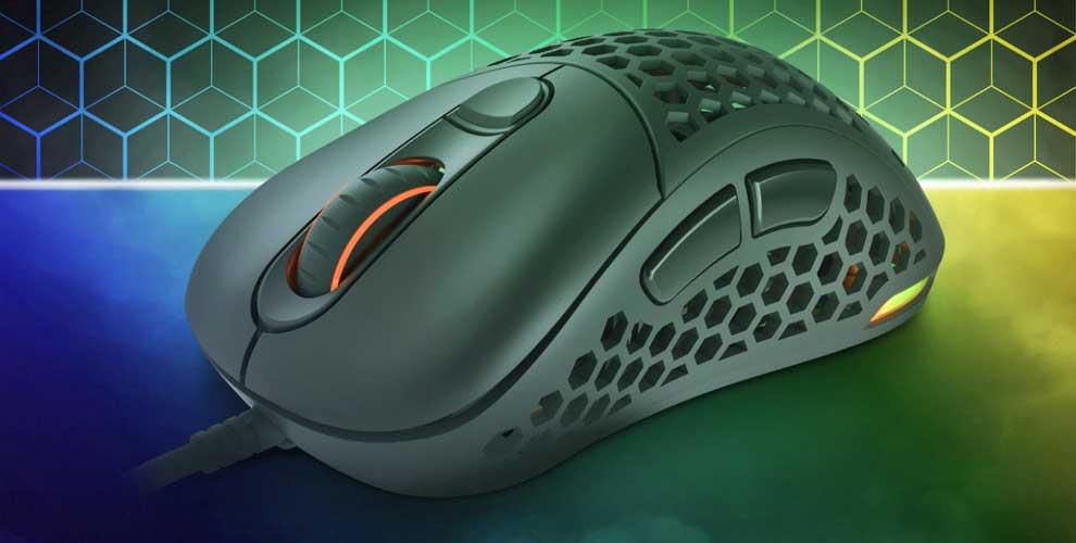 Ratón gaming Genesis Xenon 800
