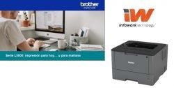 mejor precio impresora laser