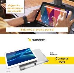 bajamos precio de la tablet sunstech