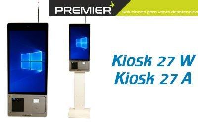 Novedad Kiosko Premier 27 W/A
