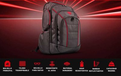 La mochila perfecta: Pallad 500 de Génesis