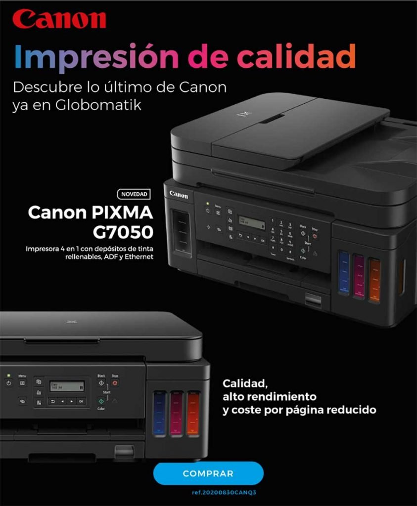 chollo impresoras Canon