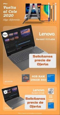 vuelta al cole con Lenovo