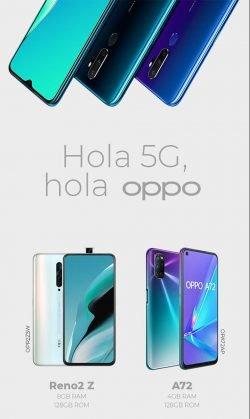 Chollos Oppo 5G