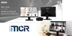 chollo monitores profesionales Pro X Cubi MSI