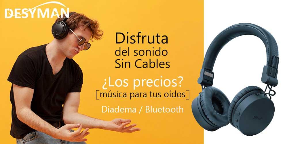 Chollo disfruta del sonido sin cables