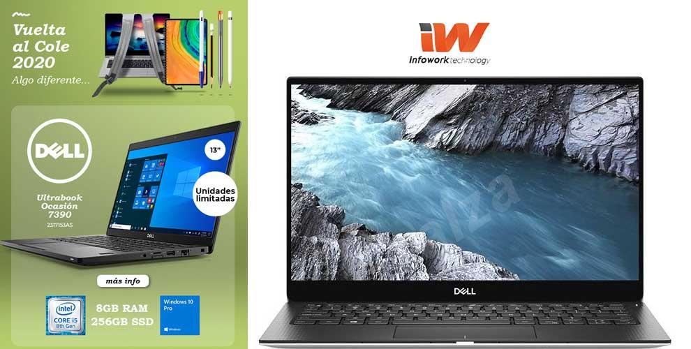 chollo Dell Ultrabook