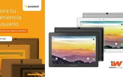 Gama completa tablet Sunstech en Infowork