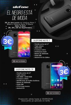 chollo smartphone ulefone